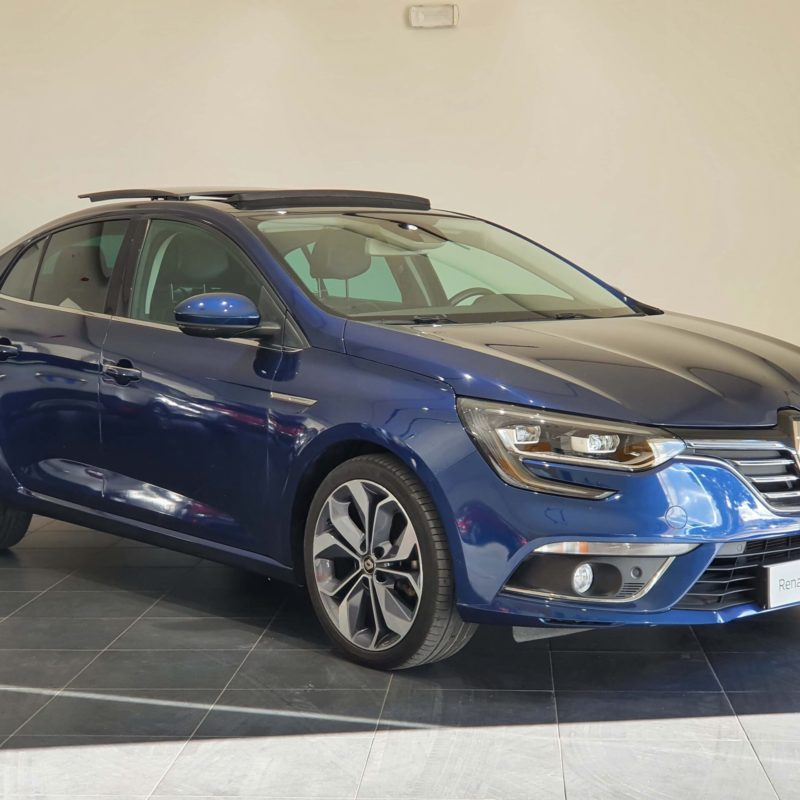 Renault Megane G. Coupe