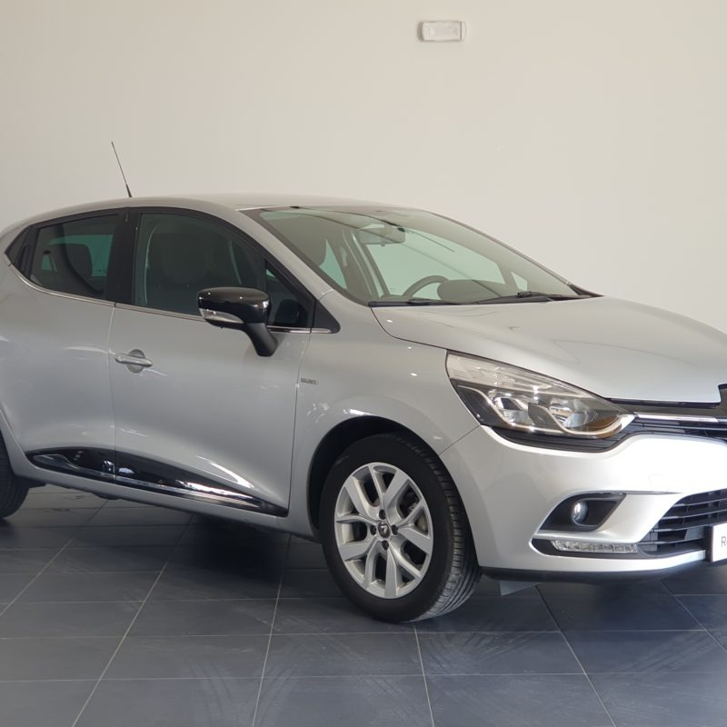 Renault Clio IV Limited 1.5 dCi 90 cv