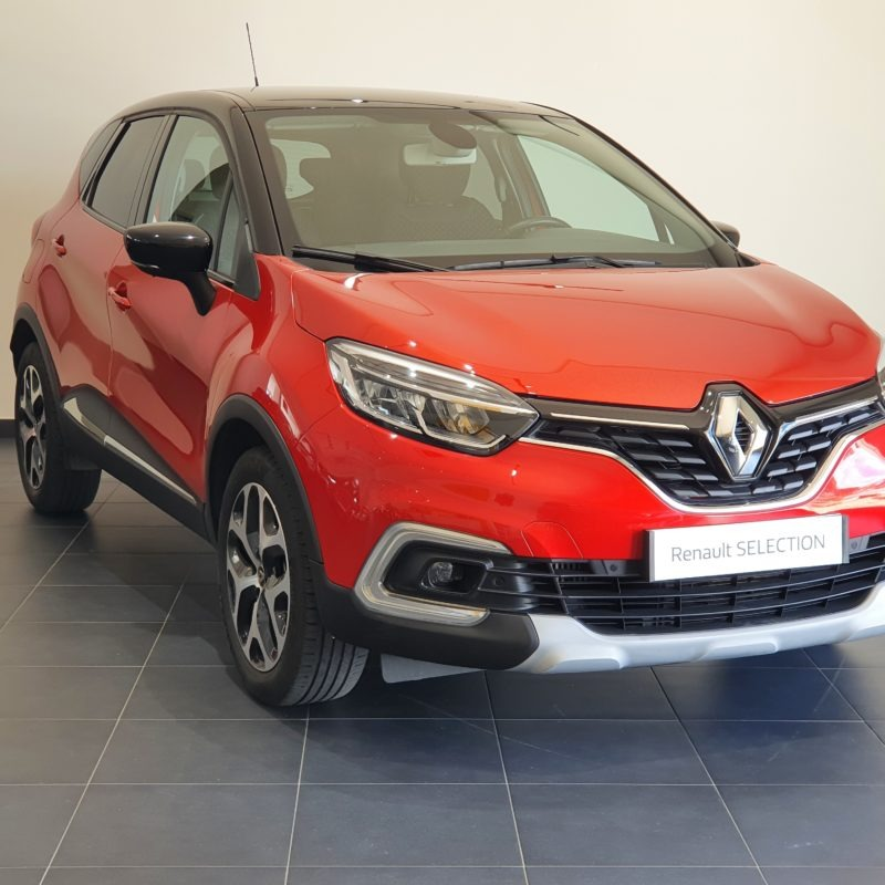 Renault Captur Exclusive 0.9 Tce 90 cv